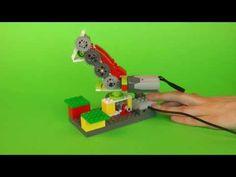 Robotic Arm - LEGO WeDo - YouTube