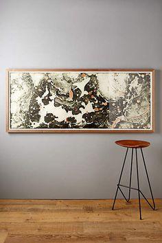Swirled Sea Print - anthropologie.com