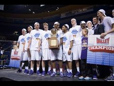 The University of Northern Iowa men's basketball team captured the 2015 Missouri Valley Conference Tournament championship with a victory over the Illinois State Redbirds at Scottrade Center. Missouri Valley, University Of Northern Iowa, Ncaa Tournament, Illinois State, March Madness, Basketball Teams, Rally, Victorious, Athlete
