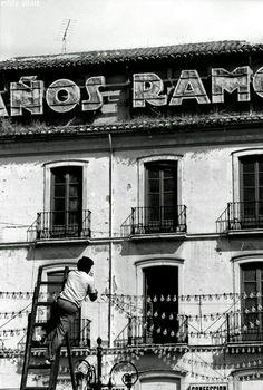 Granada, Black And White, Retro, War, Vintage Postcards, Antique Photos, Old Photography, Cities, Fotografia