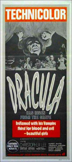 Dracula Has Risen from the Grave (1970)