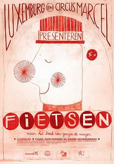 Beautiful Winter postcard and poster proposal by Trui Chielens