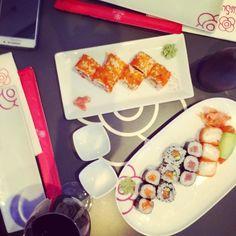 #MissSushi #Valencia #Валенсия #happy #holiday #sushi #food #foodporn #yum #instafood #yummy #amazing #instagood #photooftheday #dinner #food #delish #delicious #eating #foodpic #foodpics #eat #hungry #foodgasm #hot #foods #love by novaalla