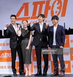Fotografia de notícias : Daniel Henney, Moon So-Ri, Sul Kyoung-Gu and...