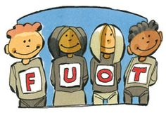 * Het alfabet! Verdeel de kinderen in twee groepen. Elk kind krijgt een vel papier op de borst met een letter. U roept een woord en de letterkinderen moeten dan zo snel mogelijk in de goed volgorde gaan staan. De groep die het eerste klaar is wint.