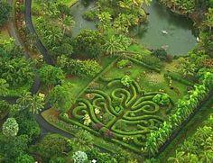 Na 'Aina Kai Botanical Gardens - A Magical Garden in Kauai, Hawaii