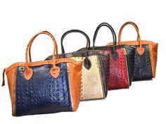 Caracol - Inspired Jewelry and Handbags - Franca Italian Calfskin Handbag Italian Leather Handbags, Stylish Handbags, Horse Jewelry, How To Make Handbags, Sterling Silver Bracelets, Tote Bag, Purses, Inspired, Bags