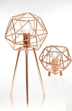 Copper Light at Fleux