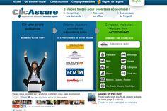 Assurance Auto, Le Web, Lingerie