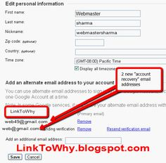 How to Recover a Delete Gmail Account Easily and Securely ~ Everything Is Possible Easily WithUs
