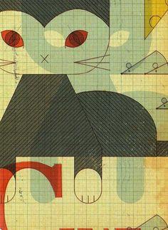 ilustración de Junzo Terada