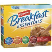 Carnation Breakfast Essentials Complete Nutritional Drink Packets Dark Chocolate 1 box10 packs ** Click image to review more details. Note: It's an affiliate link to Amazon.
