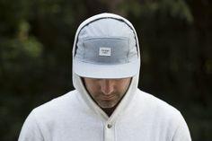 60b3ee6b123 c19-CT    5 Panel - Cotton Twill    Custom Strapback — CAPTUER HEADWEAR