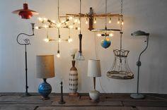 カスタムランプが大集合! ワンオフ照明を集めた「LAMP!LAMP!LAMP!フェア」、開催