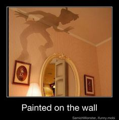 this would be a cool thing to do if Peter Pan is still popular