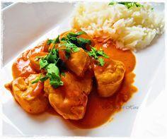Thermomix - Rezepte mit Herz : Butter Chicken
