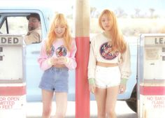 Red Velvet 'Ice Cream Cake' - Yeri & Wendy