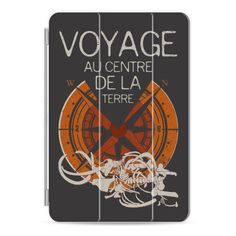 iPad Cover / Case - I Love Books Collection: Jules Verne, Journey to... ($45) ❤ liked on Polyvore featuring accessories, tech accessories, ipad cover / case, ipad cover case, ipad case, apple ipad case, ipad sleeve case and apple ipad cover case