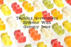 There are many forms of government in the world.In this fun (and edible) activity, your child can illustrate each type of government, as well as other related concepts, and then enjoy the tasty fruits of their labor.