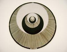 Marcel Duchamp, Rotorelief, 1935. #round