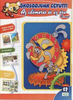 Az időmérés és az óra - Kiss Virág - Picasa Webalbumok Web Gallery, After School, Math Games, Homeschool, Album, Education, Learning, Kids, Crafts