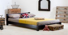 Low Oriental Bed