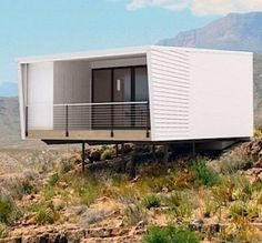 Modular Prefab Sustainable homes.