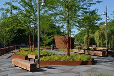 [조경디자인] Rooftop Park Bulwark Sint Jan : 네이버 블로그