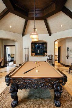 Badass pool table