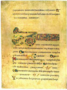 The Book of Kells - Pages