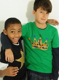 Kids COOL & SPARKLY t-shirts...⭐️
