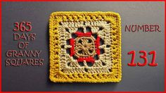 Number 131 of our 365 Days of Granny Squares is on the blog!! This one is another simple square that uses criss-cross stitches to make this interesting design! Follow along with the written pattern designed by Yarn In Yarn Out. Share your photos! What colors are you using today?? Nadia #crochet #crocheted #yarn #yarnutopia #imadethis #handmade #diy #crafty #yarnballs #yarnball #fiber #fancy #365daysofgrannysquares #365days #yearlongproject #yearlong #granny #grannysquares #grannysquare…