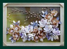 Seashell Painting, Seashell Art, Seashell Crafts, Beach Crafts, Crafts To Do, Arts And Crafts, Sea Glass Crafts, Water Crafts, Pista Shell Crafts