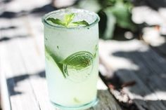 This mint limeade fizz is refreshing, citrusy, bubbly, and most definitely the drink of the summer! A few months ago, I was on vacation and on our last night we had dinner at THEhot spot in town. …