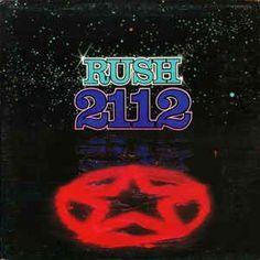 2112 - Rush, LP (Pre-Owned)