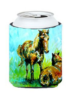the-store.com - Horse Grazin Can or Bottle Hugger MW1126CC, $4.99 (http://the-store.com/products/horse-grazin-can-or-bottle-hugger-mw1126cc.html)