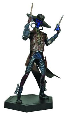 Gentle Giant Studios Star Wars: The Clone Wars: Cad Bane Maquette * Want additional info? Click on the image.