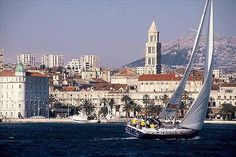 Been There...Done That...once was enough. Split Croatia