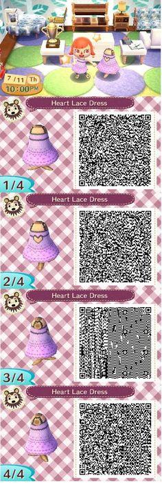 Heart Lace Dress. I