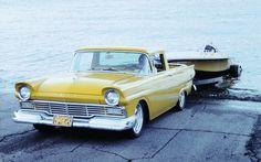 FordRancheroParts.com 1957 Ford Ranchero