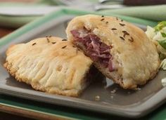 Corned Beef Biscuit Sandwiches Recipe from Pillsbury.com