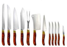 [ Chef Knife Versatile Knives Kitchen Teaching Kitchen Safety Creative Family Fun ] - Best Free Home Design Idea & Inspiration Best Kitchen Knives, Kitchen Tools, Kitchen Ideas, Breaded Steak, Latest Tech Gadgets, Bread Kitchen, Types Of Knives, Kitchen Must Haves, Throwing Knives