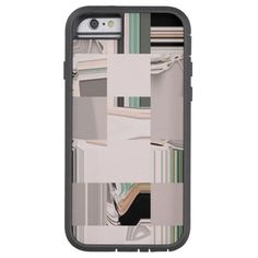 Abstract Art Tiled / Tough Xtreme iPhone 6 Case. #fomadesign