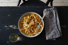 Dinner Tonight: One-Pot Garlic Parmesan Pasta  on Food52