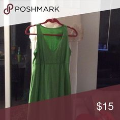 Dress green dress from Gap. It is a medium. GAP Dresses