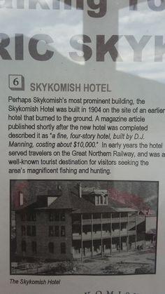 skykomish, wa 8 sep 16