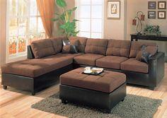 rooms 1-2-3 - acworth & sandy springs, ga darie brown sectional