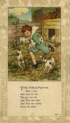 Tom Tom the Piper's Son | by The Texas Collection, Baylor University