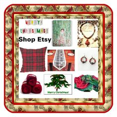 Christmas is Coming by glowblocks on Polyvore featuring interior, interiors, interior design, home, home decor, interior decorating, Viyella and Meri Meri