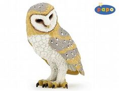 The Owl from the Papo Wildlife collection - Discounts on all Papo Toys at Wonderland Models.    One of our favourite models in the Papo Wildlife range is the Papo Owl.    Papo manufacture wonderful, amazingly accurate models of all sorts of animals, particularly wild animals including this model of the Owl which can be complemented by any of the items in the Wildlife Buildings and Accessories range.